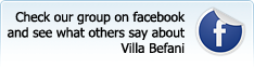 Villa Befani Facebook Group